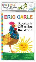 Roosters Off to See the World Book & CD