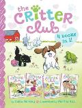 Critter Club 4 Books in 1 Amy &...