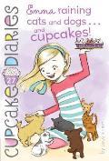 Cupcake Diaries 27 Emma Raining Cats & Dogs & Cupcakes