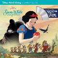 Snow White & the Seven Dwarfs Read Along Storybook & CD