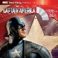 Captain America The First Avenger Read Along Storybook & CD