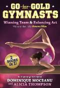 Go For Gold Gymnasts Bind Up 1 Winning Team 2 Balancing ACT