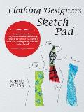 Clothing Designers Sketch Pad