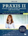 Praxis II Physical Science Content Knowledge (0481) Study Guide: Test Prep and Practice Questions