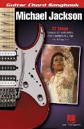 Michael Jackson - Guitar Chord Songbook