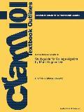 Studyguide for College Algebra by Mark Dugopolski, ISBN: 9780321916600