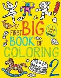 My First Big Book of Coloring 2
