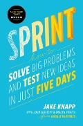 Sprint Test New Ideas Solve Big Problems & Answer Your Most Pressing Questions