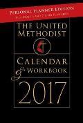 The United Methodist Calendar & Workbook Personal Planner Edition 2017