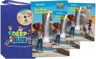 Deep Blue One Room Sunday School Kit Fall 2016: Ages 3-12