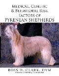 Medical, Genetic & Behavioral Risk Factors of Pyrenean Shepherds