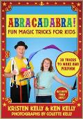 Abracadabra Fun Magic Tricks for Kids