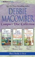 Debbie Macomber CD Collection: Susannah's Garden, Back on Blossom Street, Twenty Wishes