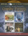 Christine Feehan 4-In-1 Collection: Dark Possession (#18), Dark Curse (#19), Dark Slayer (#20), Dark Peril (#21)