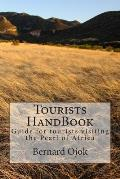 Tourists Handbook: Guide for Tourists Visiting the Pearl of Africa.