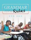 Grammar Rules: Rules and Exercises for Advanced ESL Students