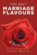 The Best Marriage Flavours: Volume 3