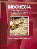 Indonesia Company Laws and Regulations Handbook Volume 1 Strategic Information and Basic Regulations