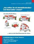 Immobilienbewertung Aus Sicht Des Finanzamtes: Das Sollten Sie ALS Immobilienbesitzer Und Steuerzahler Wissen!