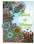 Colors of Whimsy: Highly Detailed Drawings for the Creative Adult