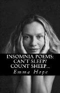 Insomnia Poems: Can't Sleep? Count Sheep