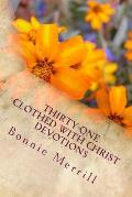Thirty-One Clothed with Christ Devotions
