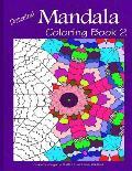 Detailed Mandala Coloring Book 2
