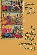 The Arabian Nights' Entertainment Volume 5.
