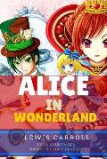 Alice in Wonderland: Color Illustrated, Formatted for E-Readers