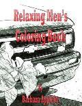 Relaxing Men's Coloring Book