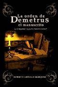 La Orden de Demetrus: El Manuscrito