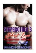 Stepbrother's Silent Love (Book 3): (Bad Boy Military Billionaire Pregnancy Romance)