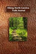 Hiking North Carolina Trails Journal