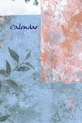 Calendar: Twelve Month Blank Calendar