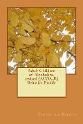 Adult Children of Alcoholics-Revised (ACOA-R) Behavior Profile