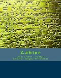 Cahier - Grand Format - 48 Pages - Collection Langage-Art-Histoire: Design Original 5