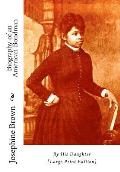 Biography of an American Bondman: By His Daughter [Large Print Edition]