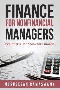 Finance for Nonfinancial Managers: Beginner's Handbook for Finance