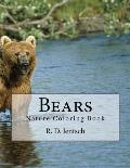 Bears: The Coloring Book