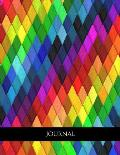 Journal: Blank Journal for Coloring, Writing, Doodling, Drawing, Sketching