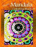 Detailed Mandala Coloring Book 4