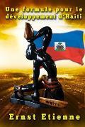 Une Formule Pour Le Developpement D'Haiti