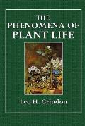 The Phenomena of Plant Life