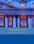 Cuaderno - Gran Tamano - 48 Paginas - Coleccion Idioma-Arte-Historia: Diseno Original Tipo 2