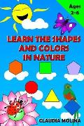 Learn the Shapes and Colors in Nature