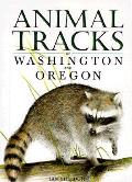 Animal Tracks Of Washington & Oregon