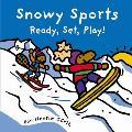 Snowy Sports Ready Set Play