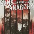 Sons of Anarchy Mini Calendar