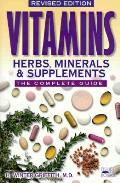 Vitamins Herbs Minerals & Supplements