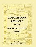 Columbiana County, Ohio Newspaper Abstracts Volume 2